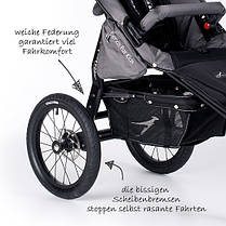 Прогулочная коляска TFK Joggster III 16, фото 3