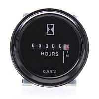 Электронный счетчик моточасов электрооборудования 6В-80В для дизельных и бензиновых двигателей