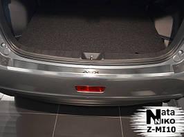 Накладки на пороги Premium Mitsubishi Asx 2010-