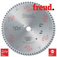 Пилы дисковые по пластику ПВХ и алюминию 400×3,5/3,0×32 Z=96 с отрицательным зубом Freud LU5C