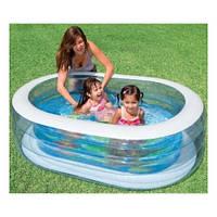 """Детский надувной бассейн """"Нежность"""" Intex 57482,163Х107Х46см"""