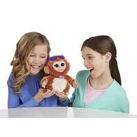 Смешливая обезьянка детеныш FurReal Friends