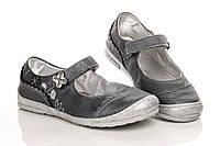 Туфли серые 31 (Д)
