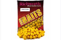 """Бойлы Richworth Euro Baits """"SWEETCORN""""(сахарная кукуруза)"""