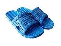 "Летний мужской тапочек ""TS Shoes"" синий"