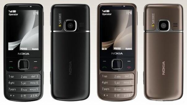 Nokia 6700 Classic black Original