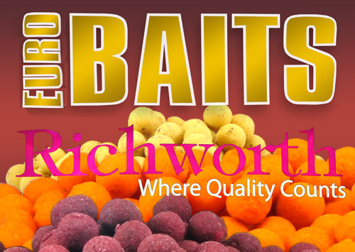 Бойлы Richworth Euro Baits