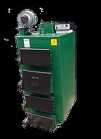 Котлы длительного горения на брикетах САН РТ 56 кВт