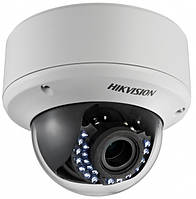 Turbo HD купольна відеокамера Hikvision DS-2CE56D1T-VPIR3 (2.8-12mm) на 2 Мп