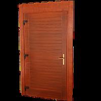 Дверь «Глухая Теплая»
