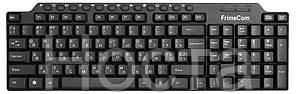 Клавиатура FrimeCom FC-825 USB Black