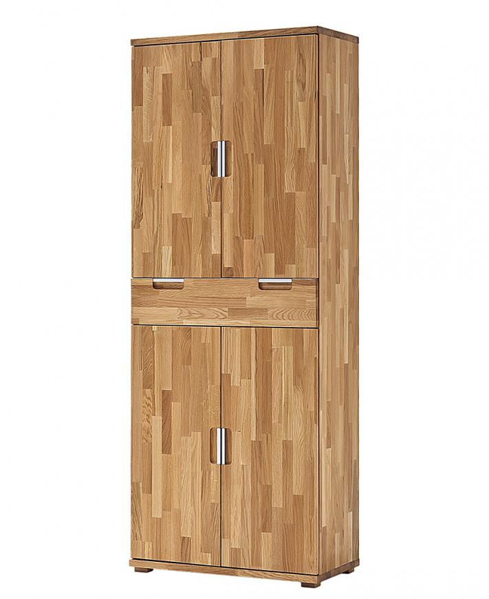 Шкаф из массива дерева 006