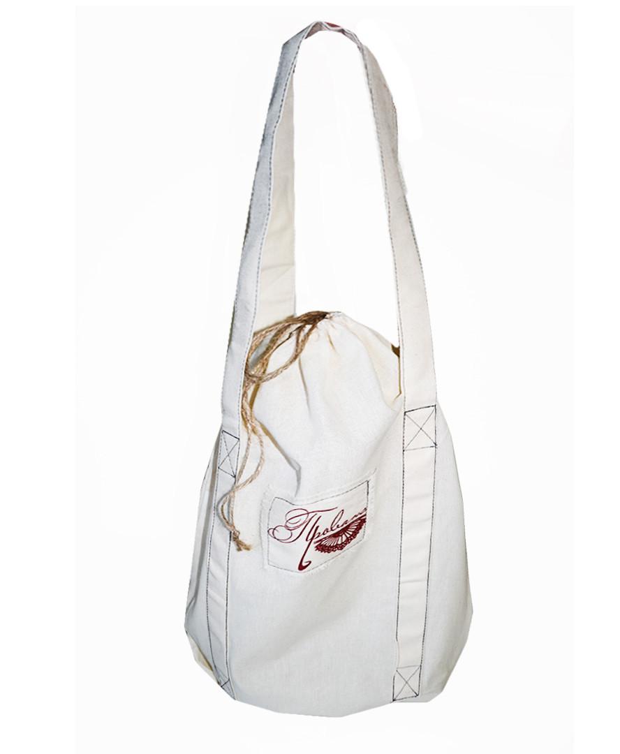 """Эко-сумка из натуральной ткани, унисекс - Интернет-магазин """"Мир текстиля"""" в Днепре"""
