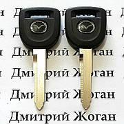 Ключ для Mazda (Мазда) з чіпом 4D63