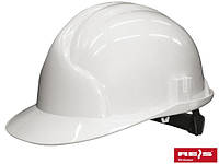Каска строительная рабочая REIS (RAWPOL) Польша KASPE W