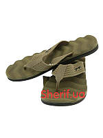 Шлепанцы армейские  Combat Sandals OD MIL-TEC 12893001