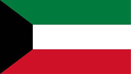 Флаг Кувейта - (1м*1.5м), фото 2