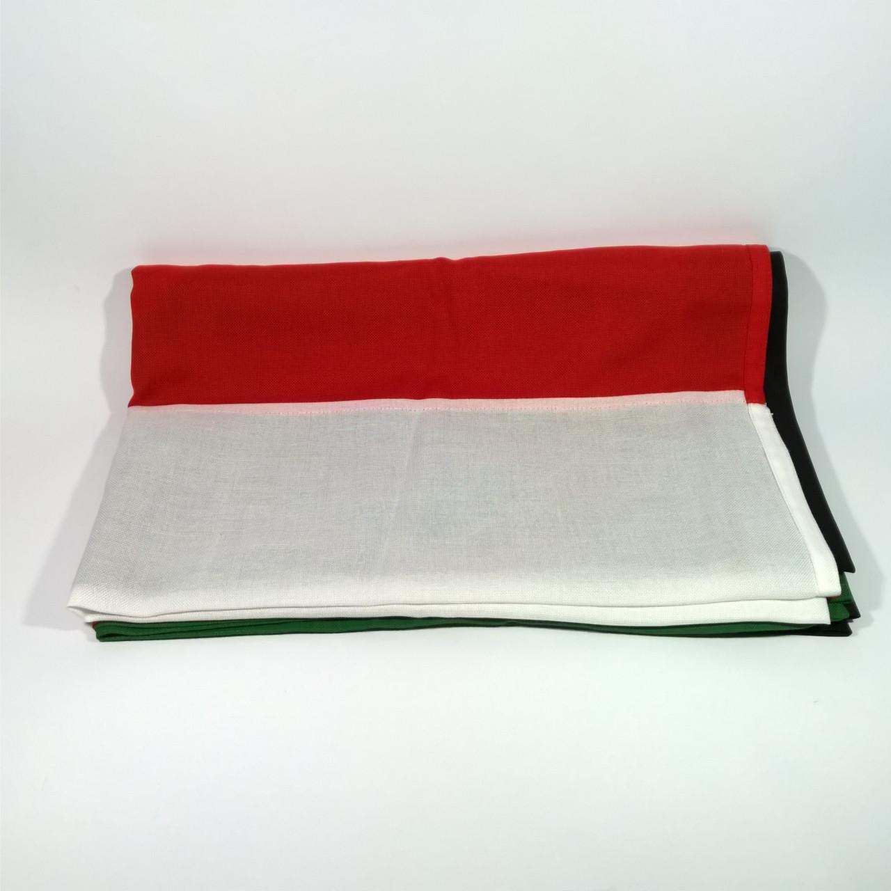 Флаг Кувейта - (1м*1.5м)