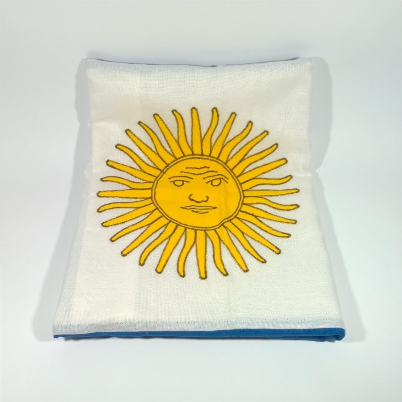 Флаг Аргентины (Аппликация) - (1м*1.5м)