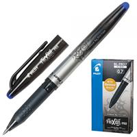 Ручка Pilot (Пилот) Пиши-стирай Frixion PRO Erasable Rollerball, 0.7 mm синяя, масляная (шариковая)