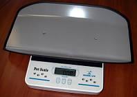 Весы электронные Momert 6550 (20кг/10г)для  мелких домашних животных