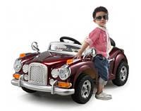 Выбираем ребенку электромобиль