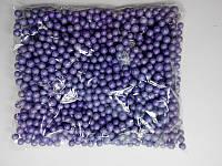 Шарики из пенопласта 6-9 мм фиолетовые