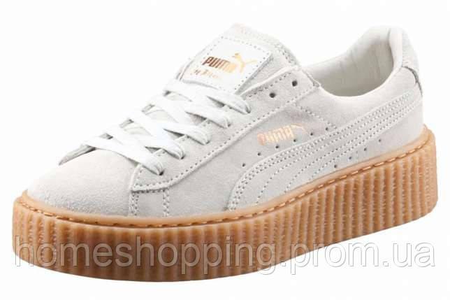 Мужские кроссовки Puma x Rihanna Suede Creeper