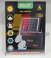 Солнечная домашняя аккумуляторная система GD 8012