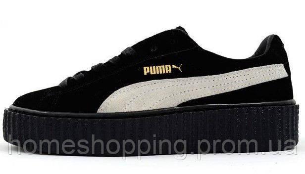 a2613ef64910 Женские кроссовки Puma x Rihanna Suede Creeper - Homeshopping в Харькове