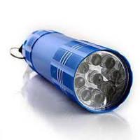 Фонарик LED LIGHT Blue