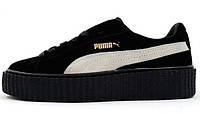 Кроссовки  мужские Puma x Rihanna Suede Creeper, фото 1