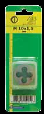 Плашка М8х1,25 9ХС в блистере, фото 2