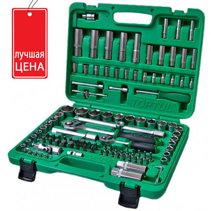 Набор инструментов Toptul GCAI108R (108 предметов), фото 2