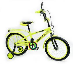 Двухколесный велосипед Super Bike