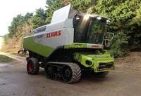 Claas Lexion 580TT(2013)