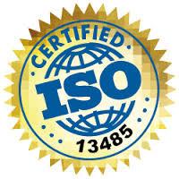 Сертификат ISO 13485 2016 ДСТУ ISO 13485 2005