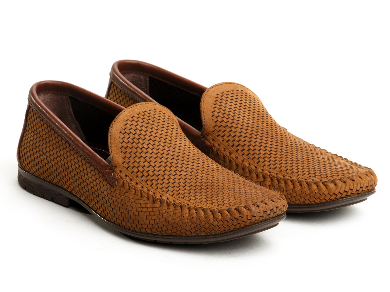 Мокасины Etor 10495-5074-96-008 коричневый