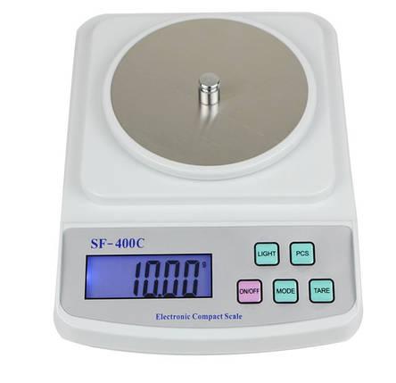 Весы лабораторные SF-400 С, фото 2