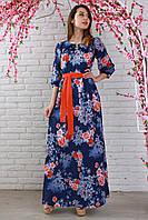 Ультра модное платье в пол