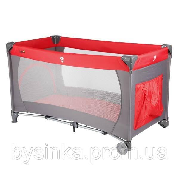 Для семьи, которая не любит сидеть на месте, предлагаем детские манежи-кровати.