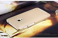 Чехол Nillkin для Asus Zenfone 4 A450CG золотистый (+пленка)
