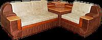 Мягкий угловой диван Клеопатра