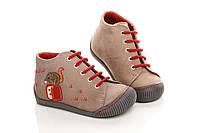 Ботинки бежевые 21 (Д)