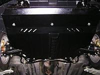 Защита картера, КПП и радиатора Кольчуга Кольчуга Chery A13 2010- Сталь 2 мм.