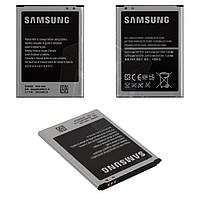 Батарея (аккумулятор) B500BE / B500BU / B500AE для Samsung S4 mini i9190 (1900 mAh), оригинал