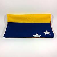 Флаг Венесуэлы (Аппликация) - (1м*1.5м)