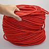 Провод в тканевой оплетке (красный)