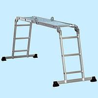 Лестница универсальная-трансформер VIRASTAR Acrobat 4х3 (3.7 м)