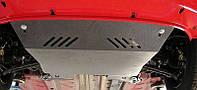 Защита двигателя Кольчуга для Fiat Panda 2003- Сталь 2 мм.